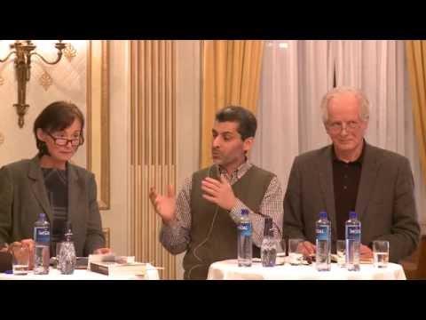 Virker Volden? Debattmøte med: Carsten Jensen, William Nygaard, Hege Storhaug og Basim Ghozlan.