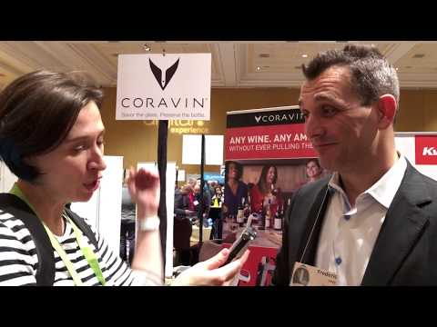 Meet Coravin, a smart device for wine