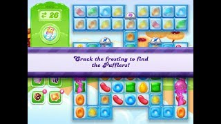 Candy Crush Jelly Saga Level 906 (No boosters)