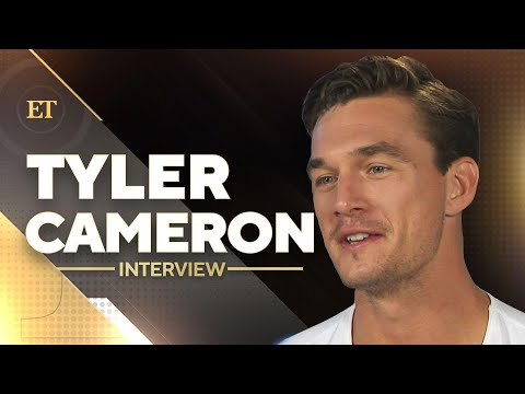 Tyler Cameron Opens Up About That Last Drink with Hannah Brown & His Bachelor Talks