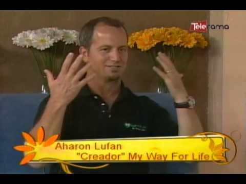 Aharon Lufan Creador My Way For Life