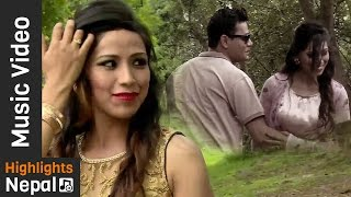Jhipi Nimha | New Newari Song 2016/2073 | Dabal Shakya, Deepa Maharjan