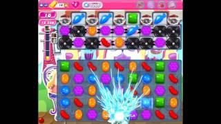 Candy Crush Saga level 1265 3 stars no boosters