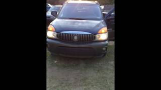 Buick Rendezvous idle after blown head gasket repair