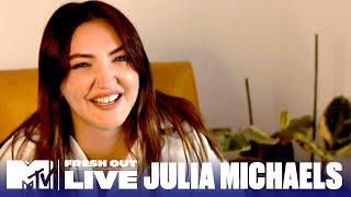 What Does Julia Michaels Lie About?   #MTVFreshOut