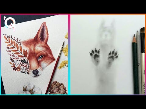 These Talented Artists Will Inspire Your Creativity ▶ 6