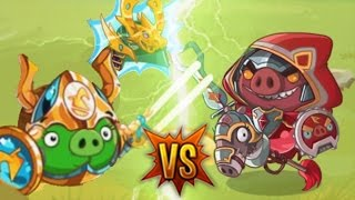 Angry Birds Epic RPG - THE APOCALYPTIC HOGRIDERS NEW WORLD BOSS