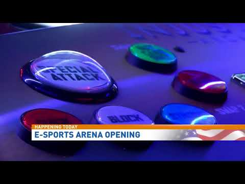 New 30,000-square foot Esports Arena Las Vegas opens at Luxor