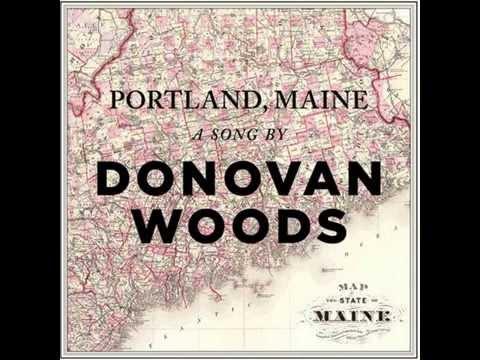 Donovan Woods - Portland, Maine
