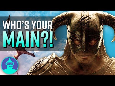 What YOUR Skyrim Race Says About YOU!!! 🤔   The Leaderboard
