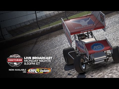 8: Williams Grove // World of Outlaws Craftsman Sprint Cars