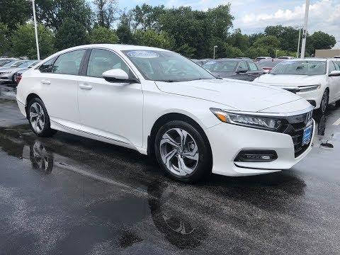 2019 Honda Accord 1.5T EX L Review