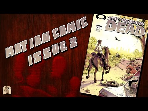 The Walking Dead: Issue 2 - Motion Comic