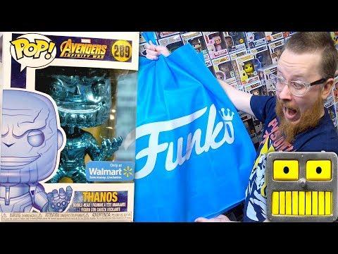 Funko Pops Epic 80 Pop Haul Giant Mystery Bag  Of Vaulted Funko Pops