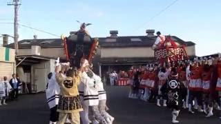 Ⅱ松山秋祭り2016