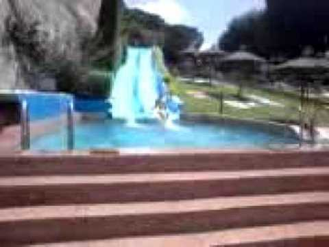 piscina d 39 alfou youtube