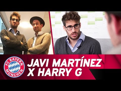 Javi Martínez X Harry G | The German Test