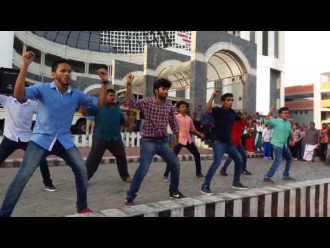 Confesta 2k16 flashmob