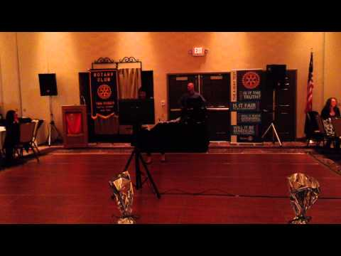 2014 Twin Bridges Rotary Karaoke Winner- Clarissa Jenkins