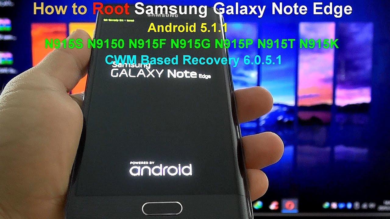 How to: Download and Install CWM Recovery On Samsung Galaxy Note