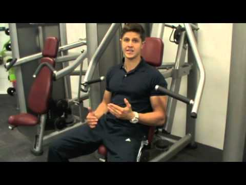 How To: Chest Press (Life Fitness Machine)
