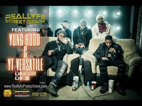 #RealLyfeStreetStarz-Yung Hood & YT on Corsicana come up, livin what they rap, country vs city girls