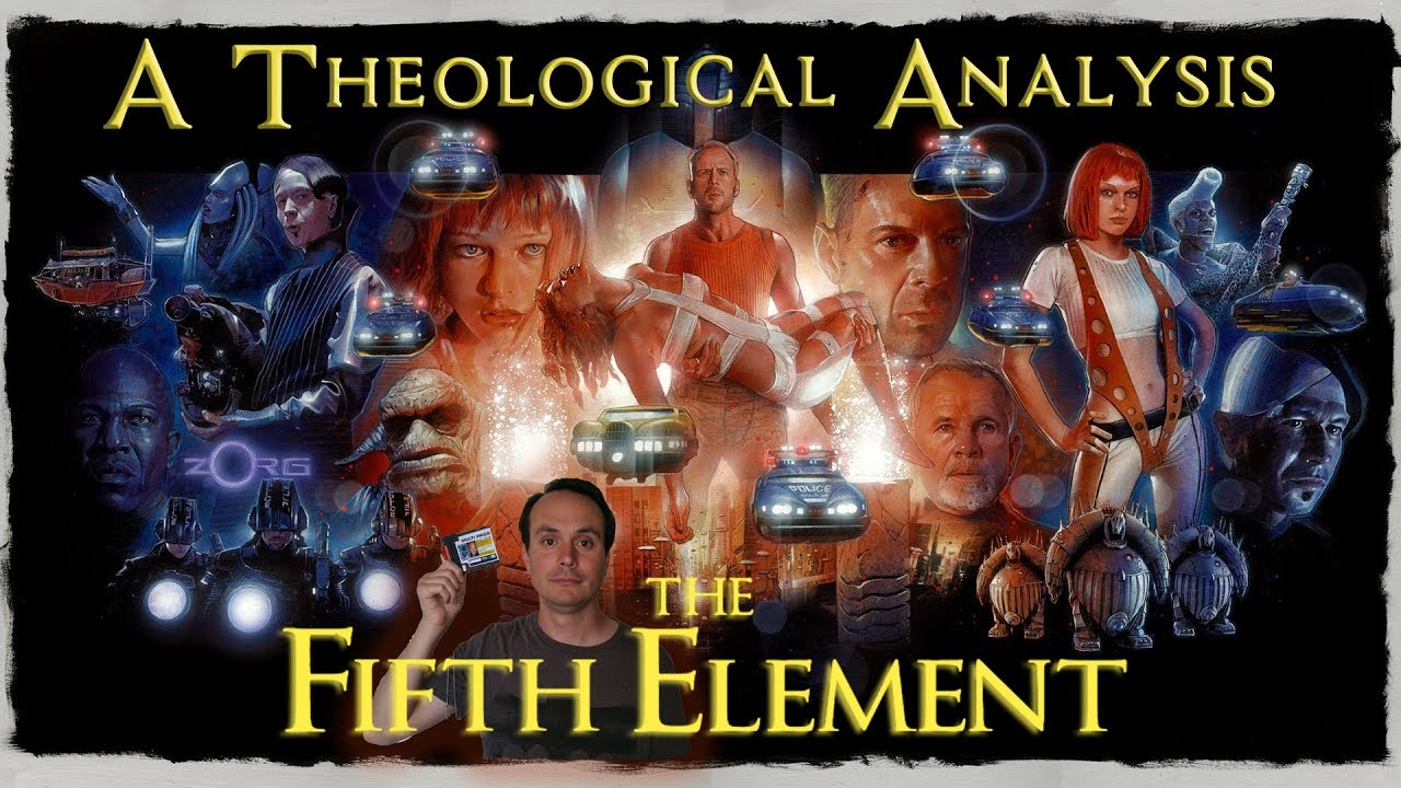 fifth element film analysis