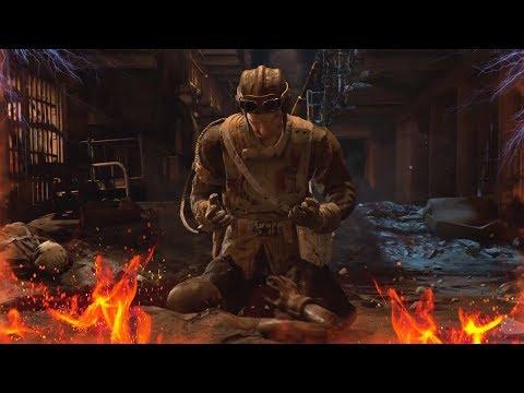 BRUTUS Kills The PRIMIS Crew! Richtofen Dies in Blood of the Dead Black Ops 4 Zombies Storyline