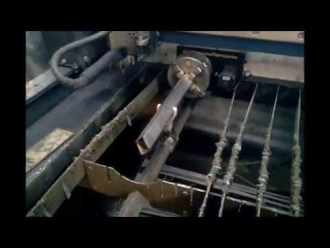 WMF CNC Plasma Rotary Tube Cutter w/ Sheetcam Rotary Plugin