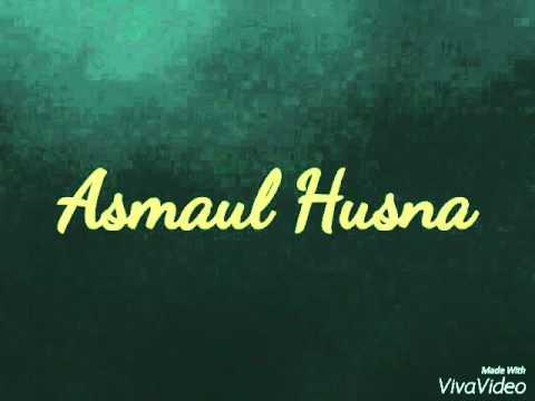 ASMAUL HUSNA ^Evie Tamala^ lirik by Iim Terifarah
