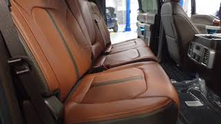 2018 F 250 King Ranch Interior