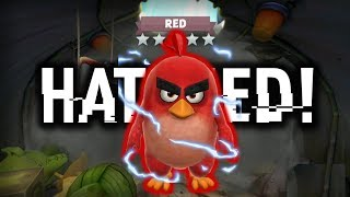 Hatching Red!!! - Red Excavation Event | Angry Birds Evolution