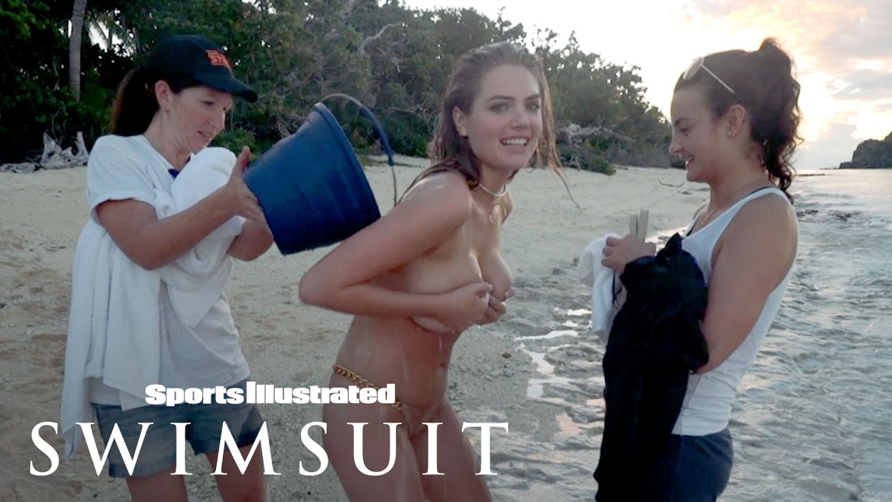 Download Kate Upton Goes Topless, Shakes Her Hips In Fun Fiji Shoot | Outtakes | Sports Illustrated Swimsuit
