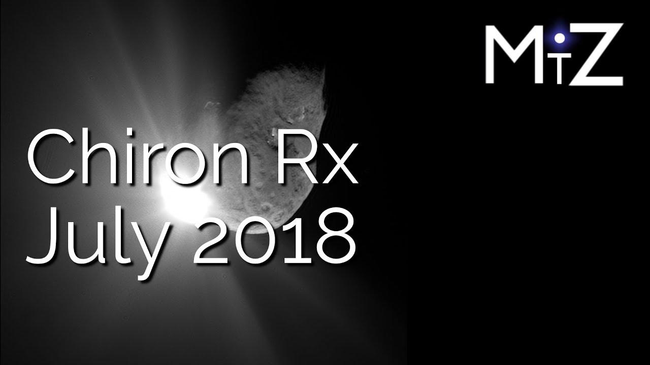 Chiron Retrograde July 2018 - True Sidereal Astrology