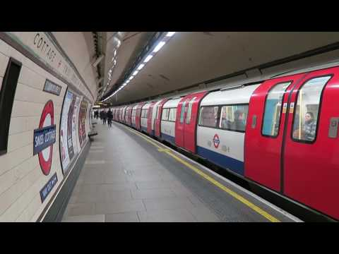 London Underground Extravaganza All 11 Lines! 29 November 20