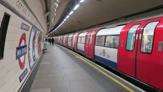 London Underground Extravaganza All 11 Lines! 29 November 2016