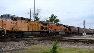 Repeat youtube video HOT N' HEAVY! Summer Railfanning @ Tower 26 (Houston, TX)