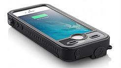 iBattz Mojo Refuel Aqua S Waterproof Battery iPhone 5/5S Case