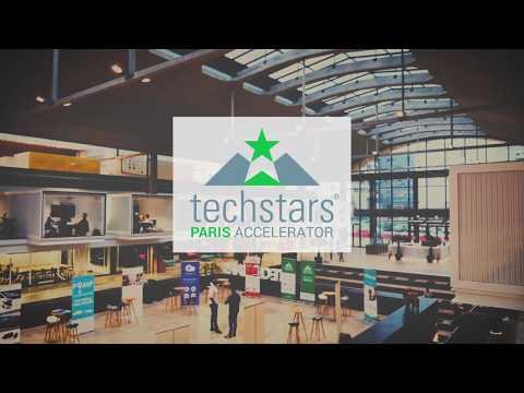 SnapSwap's Pitch - Techstars Paris Demo Day 2017