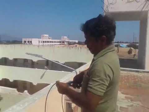 solar street light -idhaya college- tamil  nadu  --  OESS (OPTIMUM ENERGY SOLAR SYSTEM)