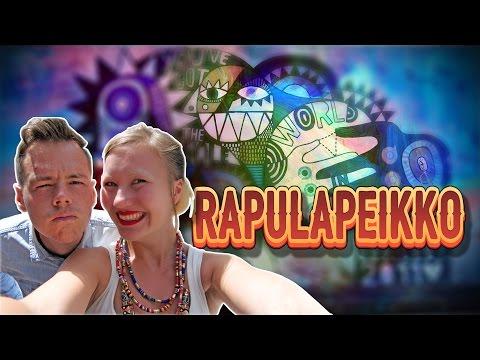 Rapulapeikko hipsterialueella 👽 VLOGI 55   Woodstock - Cape Town- South Africa