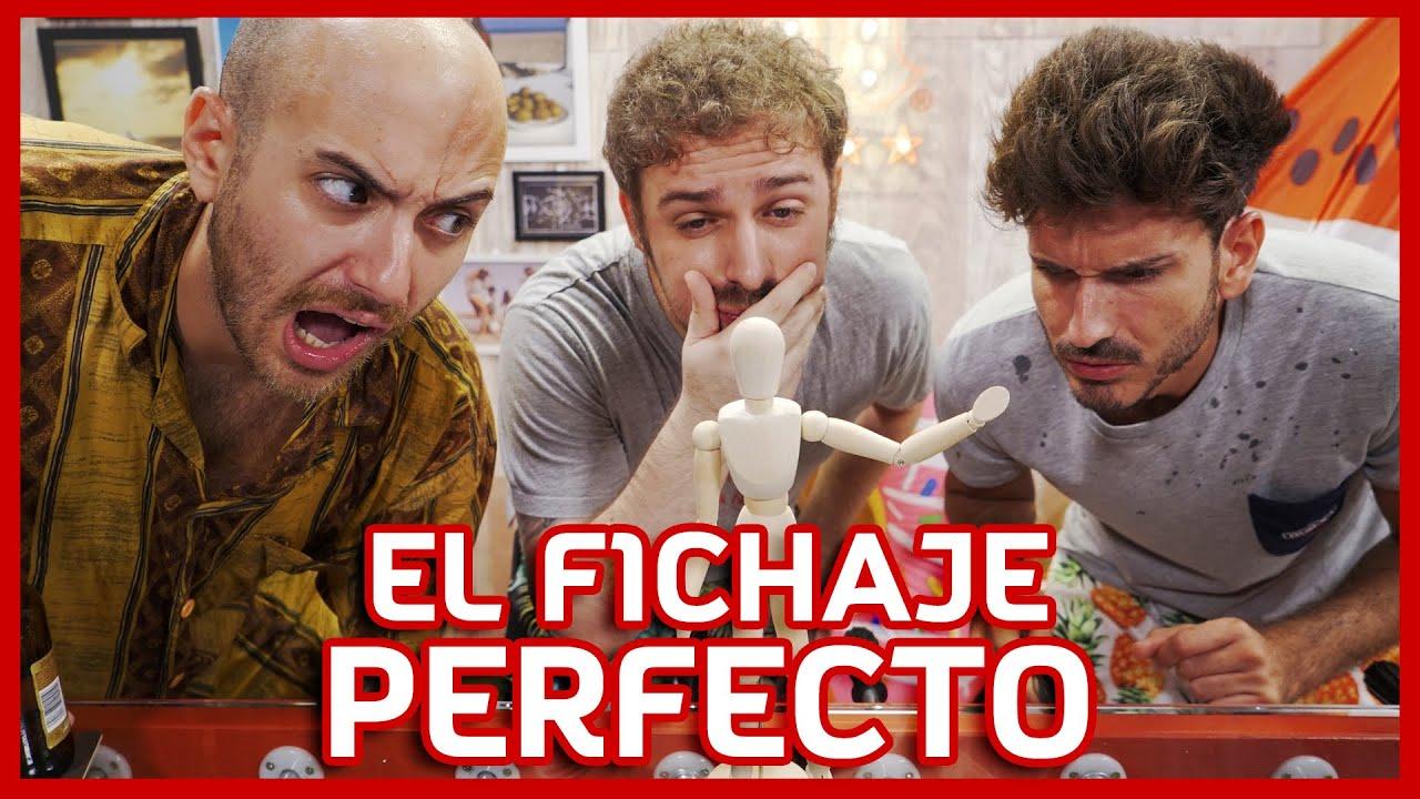 JUAN ARROITA y ANDRÉS CABRERA crean al JUGADOR PERFECTO - EL FICHAJE PERFECTO | Sabor a Fútbol