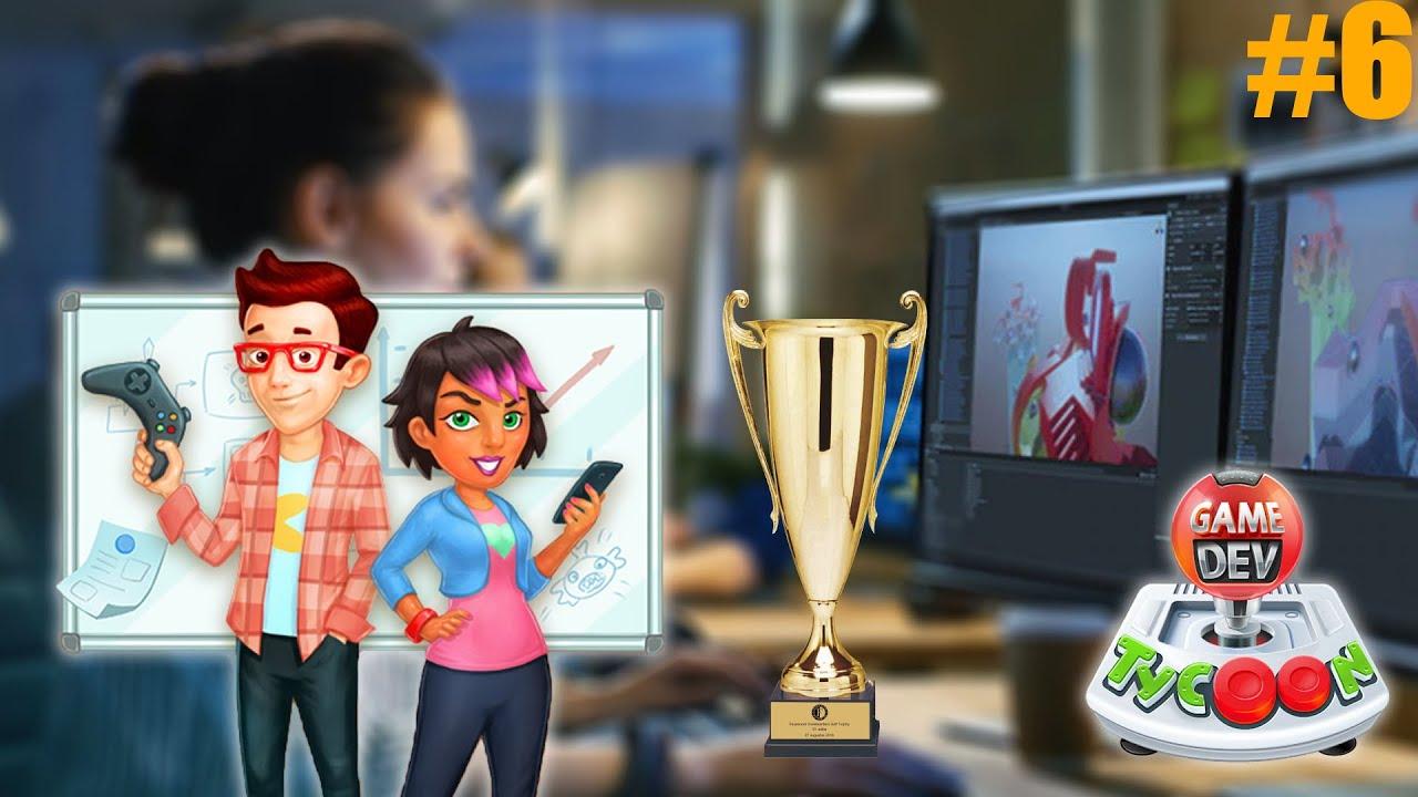 Onze Beste Game tot nu toe! - Game Dev Tycoon #6