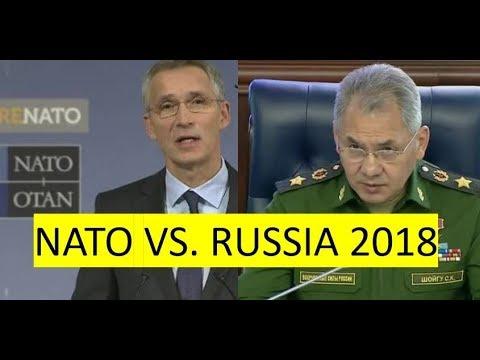 Download Youtube: FACE OFF: Russia readies to annihilate NATO - 2018