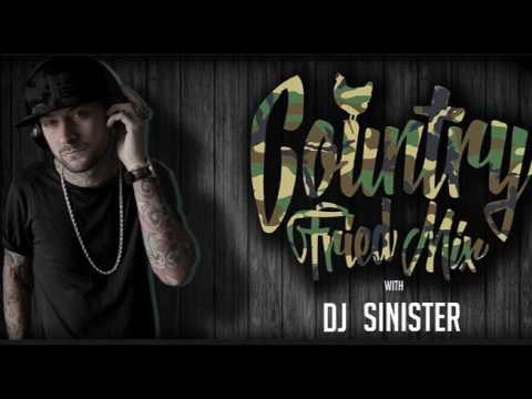 COUNTRY FRIED MIX 170 w/ DJ SINISTER