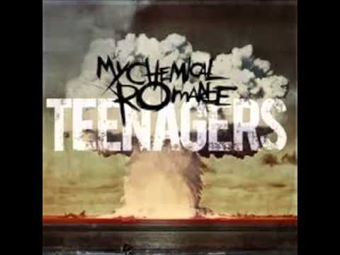 My Chemical Romance - Teenagers - 1 HOUR