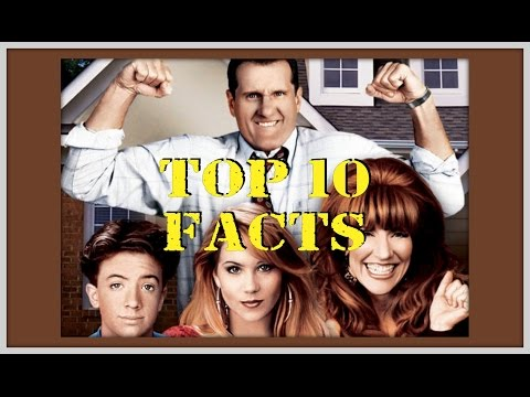 Top 10 Facts - Married With Children