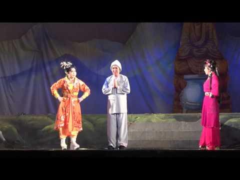 Máu Nhuộm Sân Chùa - Phần 1/7 -  Live mùng 9 tết AL 2014