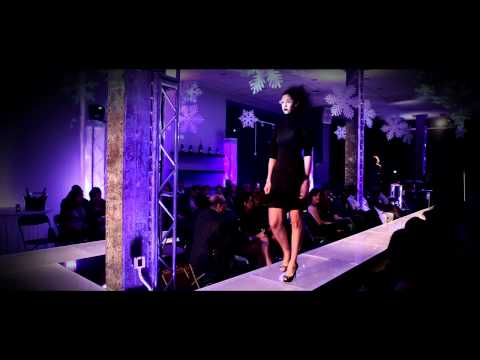 Flawn - Fashion Show in Old Montreal