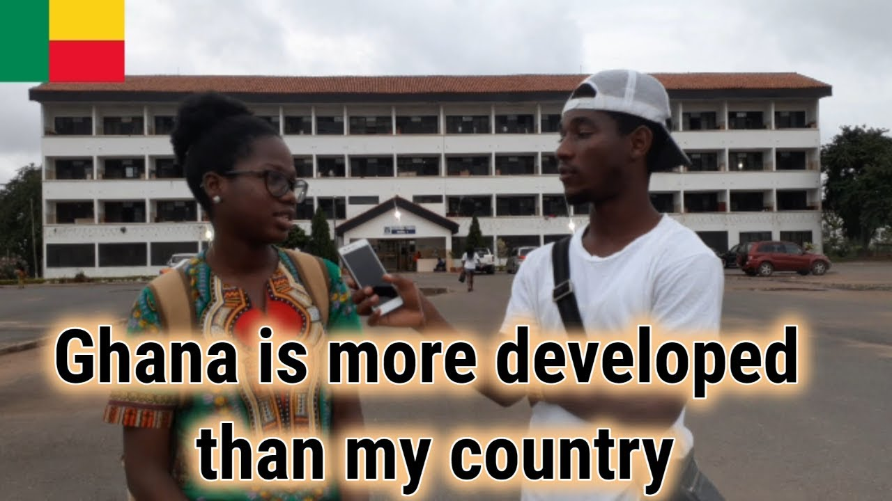 Beninese Living In Ghana Shares Her Experiences